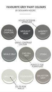 grey paint colours by benjamin moore gray paint colors benjamin
