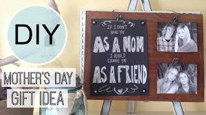 mother u0027s day gift idea photo frame michele baratta youtube