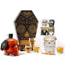 amazon com día de los muertos skull themed sauce shot glass