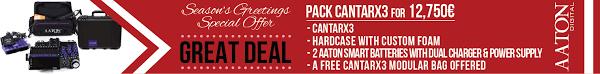 Super Season's Greetings Special offer | Aaton Digital @PM71