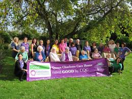 queen charlotte nursing care homes in weymouth dorset