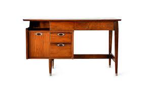 Mid Century Modern Desk For Sale Mid Century Modern Mainline Walnut Floating Desk