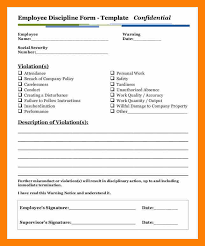 5 employee write up template appeal leter