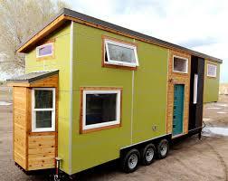 Tiny House On Gooseneck Trailer by Elise U0026 Clara U0027s 31 U0027 Gooseneck Tiny Home