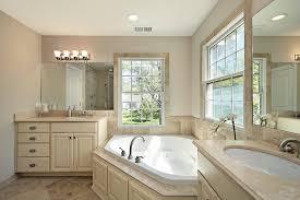 Beige Bathroom Ideas Beige Bathroom Tile Ideas Wall Mounted Wooden Vanity With Drawers