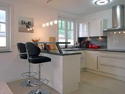 Wohnzimmer Deko Inspiration Offene Küche Klein