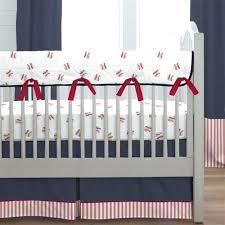 Crib Bedding Sets Boy Baseball Baby Bedding Sets Interior Design Socialmusicrecords Com