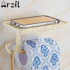 Wall Mounted Paper Organizer Online Get Cheap Wall Tissue Holder Aliexpress Com Alibaba Group