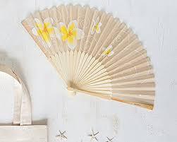 custom hand fans no minimum hand fan wedding favors