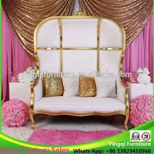 Dome Chairs Luxury French Wedding Loveseat Dome Chairs For Sale Buy Wedding