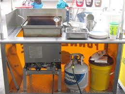 glamour funnel cake fryer propane and delicious ideas of used