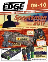 Streamlight The Siege Fixed Focus Techs Edge Plus September October 2017 By David Pentecost Issuu
