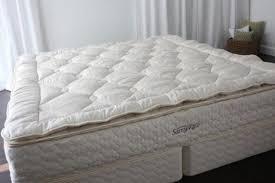 Savvy Rest Crib Mattress Savvy Rest Woolsy Wool Mattress Topper