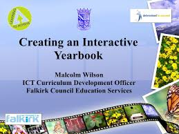 creating a yearbook creating an interactive yearbook