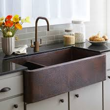 good quality and durable concrete farmhouse sink
