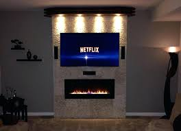 articles with fireplace fairy lights tag cheerful fireplace with