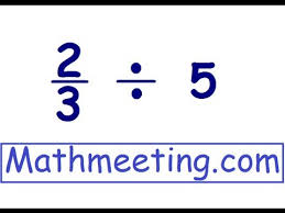 dividing a whole number by a fraction dividing fractions 2