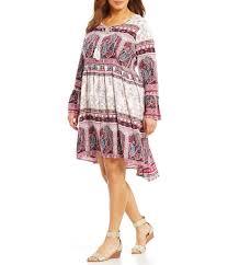 Tory Burch Plus Size Clothing Plus Size Daytime U0026 Casual Dresses Dillards