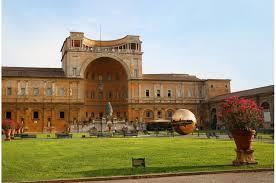 cortile della pigna cortile della pigna free admission with the rome city pass