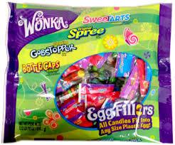 easter egg gum wonka assorted candy easter egg fillers 18oz