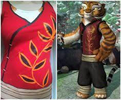 Tigress Halloween Costume Master Tigress Costume Tutorial Diy Instructions Costume
