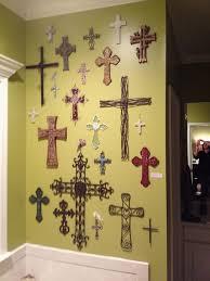 crosses wall decor comfortable cross wall ideas ideas wall design