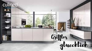 K He Arbeitsplatte Culineo Einbauküche Mit Miele Elektrogeräten Rote Grifflose