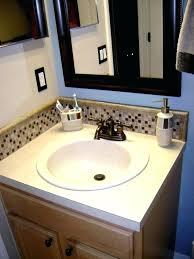 glass tile backsplash ideas bathroom 45 bathroom tile backsplash ideas derekhansen me