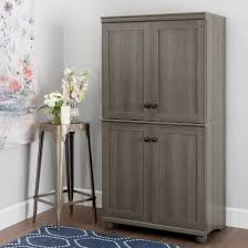 Armoire Dictionary Hopedale 4 Door Storage Armoire White Wash South Shore Target