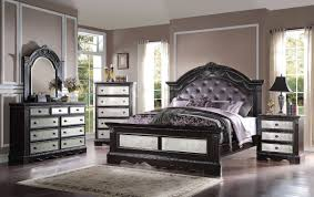 bedroom sets athena silver 5 pc bedroom set with dresser af