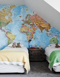 Wall Map Murals Trending The Best World Map Murals And Map Wallpapers