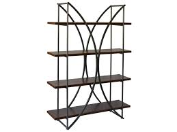 bookshelves four shelf bookcase miskelly furniture open bookcases