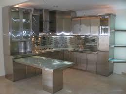 Sleek Kitchen Cabinets by Kitchen Glass In Kitchen Cabinet Doors 41 With Glass In Kitchen