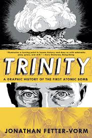 graphic novel resources trinity a graphic history of the first