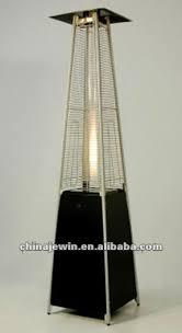 Pyramid Flame Patio Heater Glass Tube Flame Patio Heater Glass Tube Flame Patio Heater