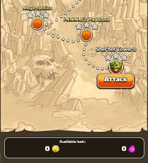 Coc Map Goblin Map Clash Of Clans Wiki