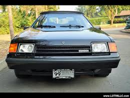 1983 toyota celica gt s convertible 5 speed manual for sale in