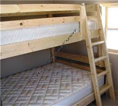 Build Your Own Bunk Beds by Plans For Bunk Beds With Desk Underneath Wooden Furniture Plans
