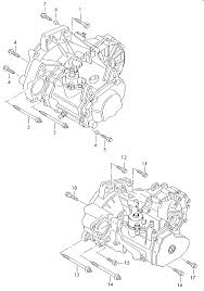 2004 volkswagen golf variant south africa market gearbox mounting