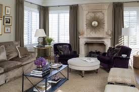 bergere home interiors striped jute rug with bergere chairs transitional living room