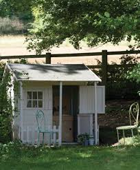 Pretty Shed by Down At The Bottom Of The Garden 8 Eyecatching Outbuildings The