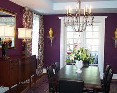 purple dining room ideas purple dining room via decor on always a blogsmaid