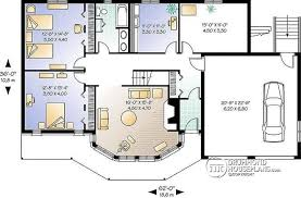 house plans with garage in basement house plan w2912 detail from drummondhouseplans