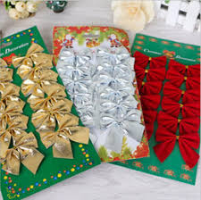 discount christmas tree red bows 2017 red bows for christmas