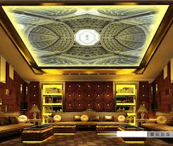 Image Home Design 3d Gold Online Buy Wholesale Ceiling Wallpaper Designs From China Ceiling