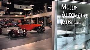the superb art deco cars of the mullin museum autoweek