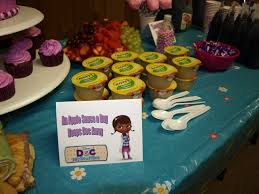 doc mcstuffins party ideas birthday party for 2 sweet my blessed