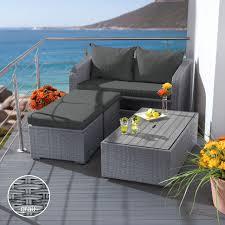 Loungemobel Garten Modern Loungemöbel Für Kleine Balkone Garten Pinterest Kleine