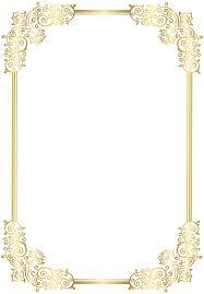 Decorative Frame Png Border Decorative Frame Clip Art Png Image Gallery Yopriceville
