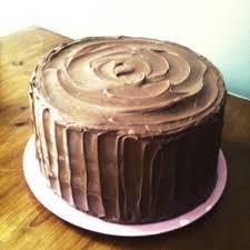chocolate and salted caramel cake recipe from hummingbird bakery